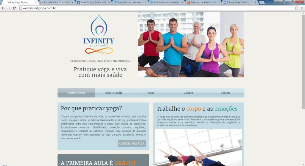 Infinity-yoga-site